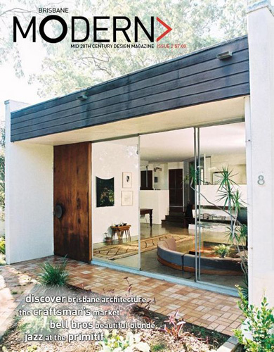 Brisbane Modern - Issue 2 Cover