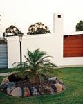 Here is a house that is not only an example of 1960's architecture and interior design, but it has evolved to also be home to music events and even theatre