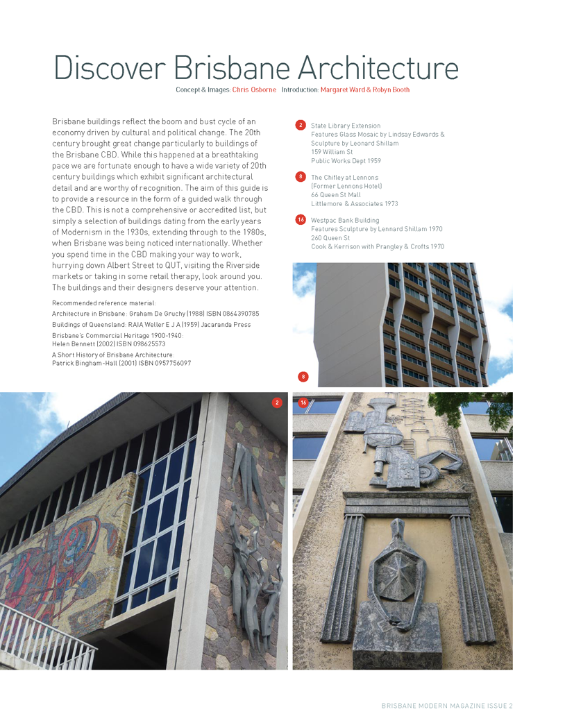 Issue 2 Article Brisbane Modern Mid 20th Century