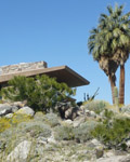 Palm Springs. Edris House 1963. Architect, E.Stewart Williams